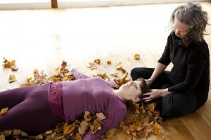 Shiatsu with Kirsty